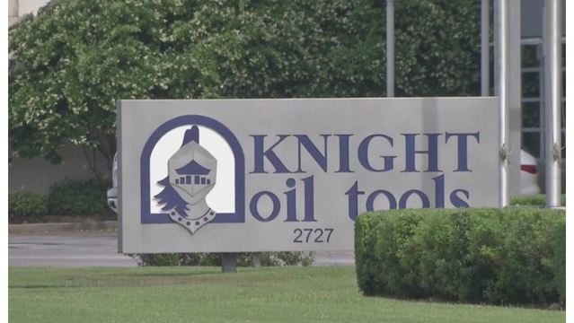 Another executive out at Knight Oil Tools