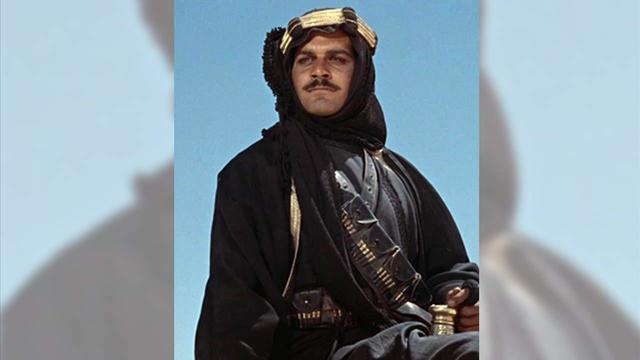 'Lawrence of Arabia' actor Omar Sharif dead at 83