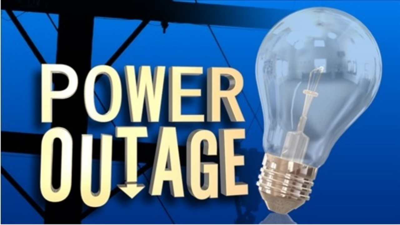 Slemco Reports Power Outages