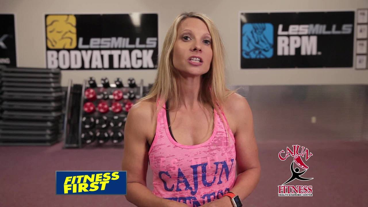 Fitness First - Falin Williams
