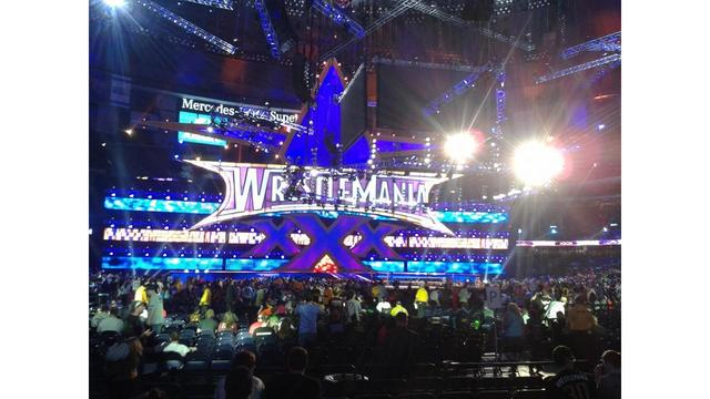 Wrestlemania brings millions in business to the Crescent City