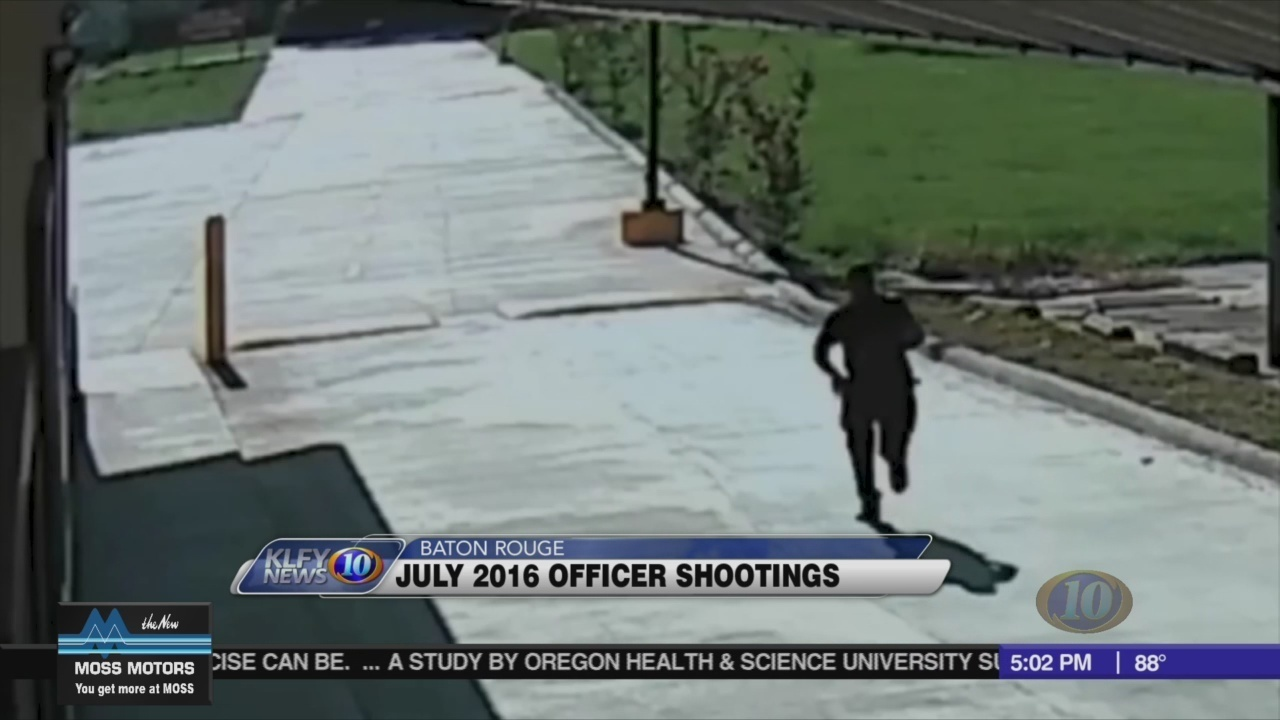 Da Releases Chilling Details Of July 2016 Baton Rouge Police Shooting