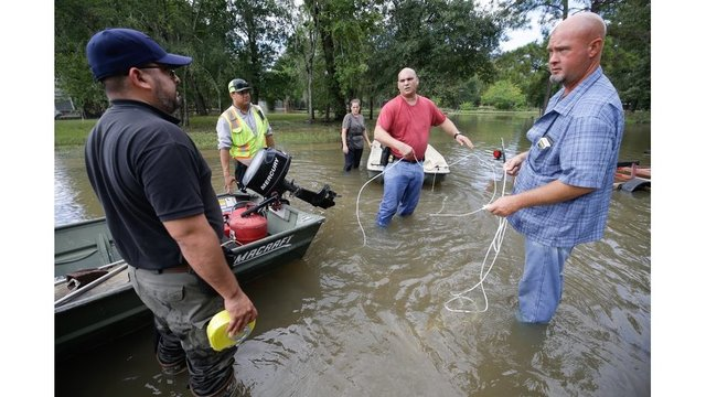 The Latest: 2 more deaths brings Harvey toll to 23