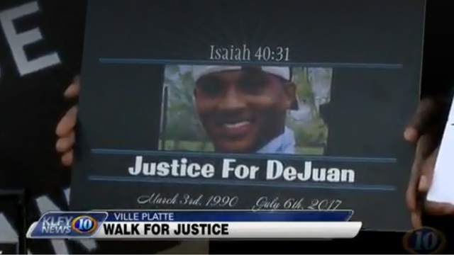 After cancelling meeting with Dejuan Guillory's family, DA's Office issues statement