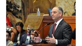 Louisiana governor has $8.4M in bank for re-election effort