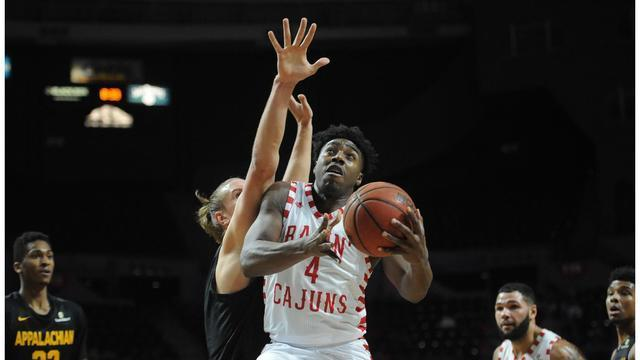 Cajuns' Frank Bartley named to USBWA All-District Team