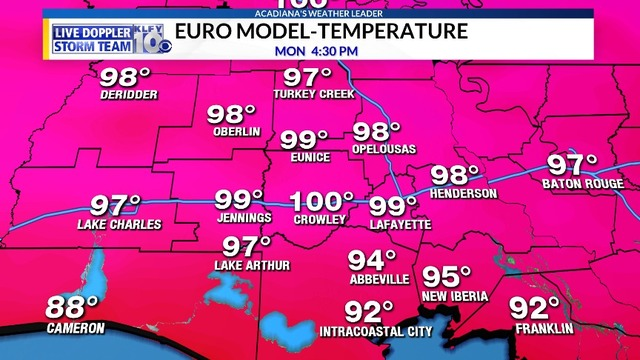 heat wave through the weekend and early next week, what you need to know970       2018    720 Ts  #10