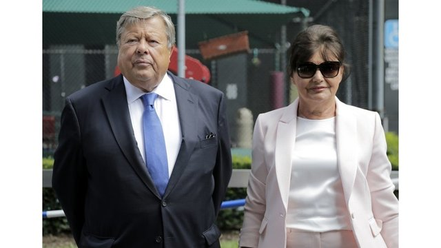 Meet the newest US citizens: Melania Trump's parents