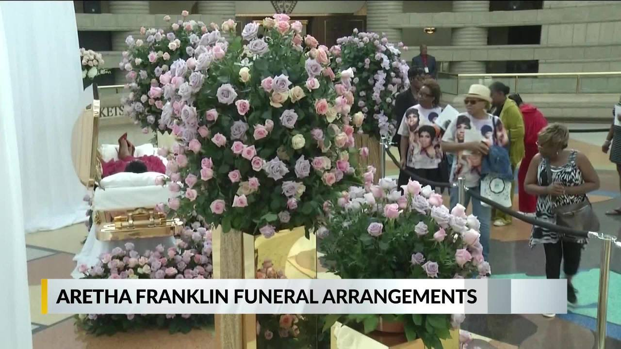 Lafayette Native Serves As Pallbearer For Queen Of Soul Aretha Franklin