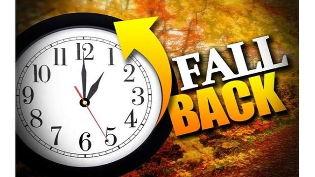 Time changes this weekend: Daylight Saving Time 2018 ends Sunday; clocks  fall back 1 hour