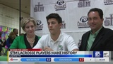 Beyond the Jersey: STM student athletes make history