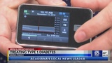 Local teacher credits technology for making life with diabetes easier