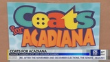 'Coats for Acadiana' Drive Accepting Donations for Community Impact