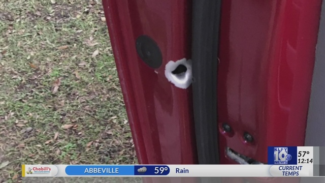 Victim shot outside his home in Eunice was not targeted, police said