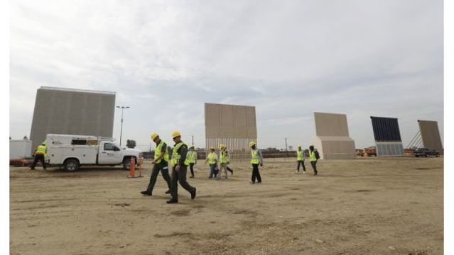 Louisiana Senator suggests money seized from drug cartels could fund border wall