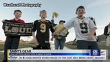 Saints gear: From style to superstition