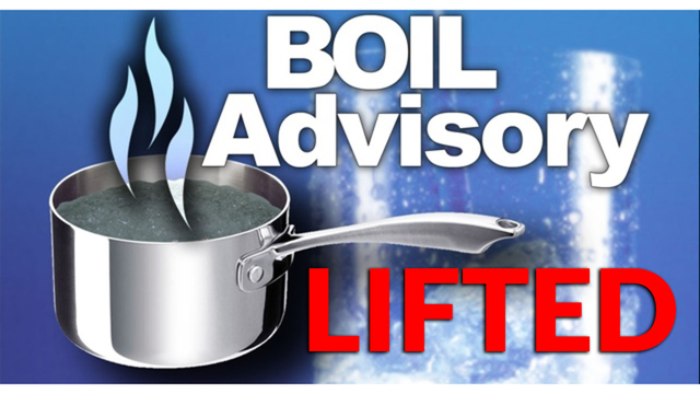 UPDATE: Te Mamou under boil advisory lifted