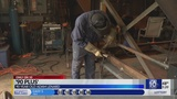 90-year-old New Iberia welder has no plans on quitting his craft