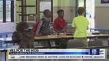 Members of the Boys and Girls Clubs of Acadiana give back to the community