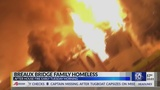 """""""We lost practically everything."""" Breaux Bridge family of 11 homeless after fire"""