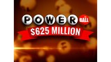 Powerball jackpot jumps to $625 million ahead of Saturday drawing