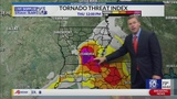 """""""Enhanced Risk"""" for Severe Storms Thursday Afternoon in Acadiana"""