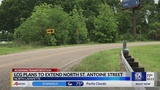 North St. Antoine Street to be extended