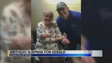 Nursing home throws surprise birthday party for Gerald