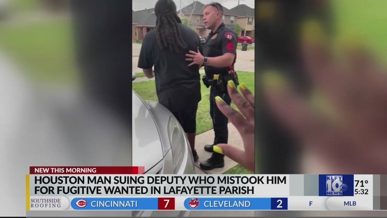 Houston Man Suing Deputy 6/13/19